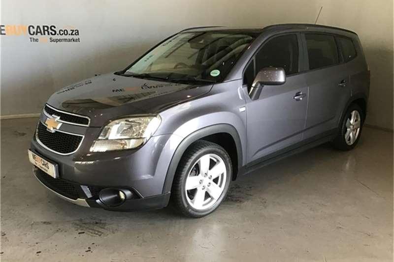 Chevrolet Orlando 1.8 LS 2014