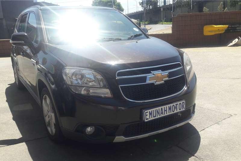 2015 Chevrolet Orlando Orlando 1.8 LS