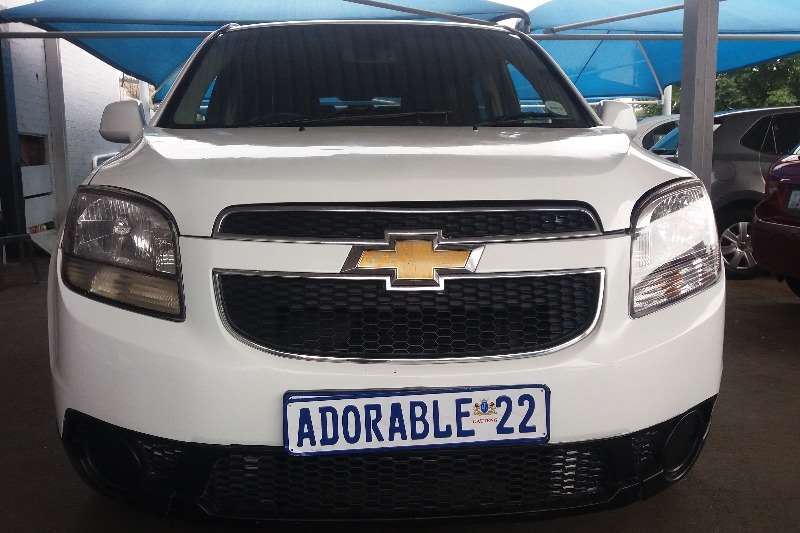 Chevrolet Orlando 1.8 LT 2011