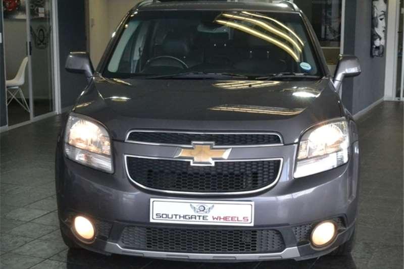Chevrolet Orlando 1.8 LT 2012