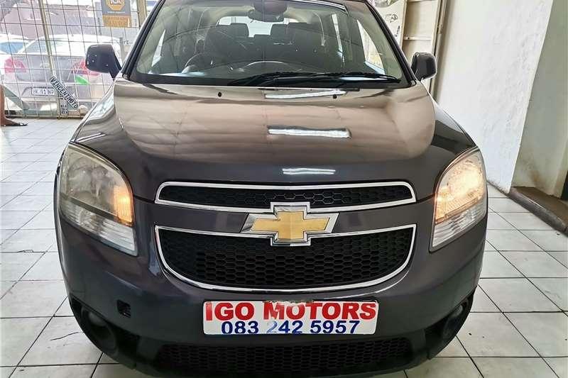 Used 2012 Chevrolet Orlando