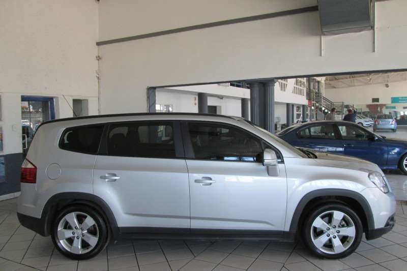 2014 Chevrolet Orlando 1.8 LS