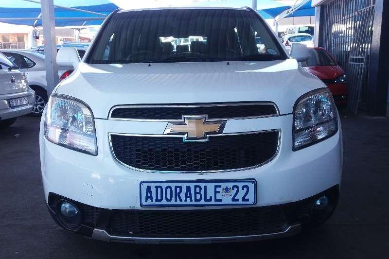 2012 Chevrolet Orlando 1.8 LT
