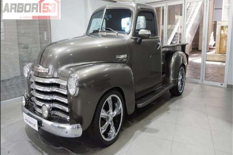 Chevrolet Pickup 3100 Restro Rod 1951