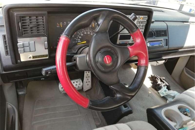 Chevrolet Silverado Exstra cab 1500 z71 offroad 2001