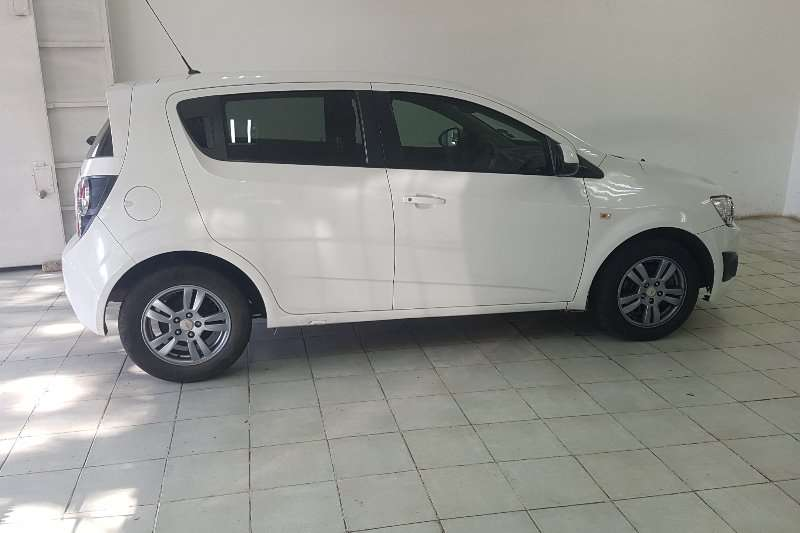 Chevrolet Sonic 1.2 2012