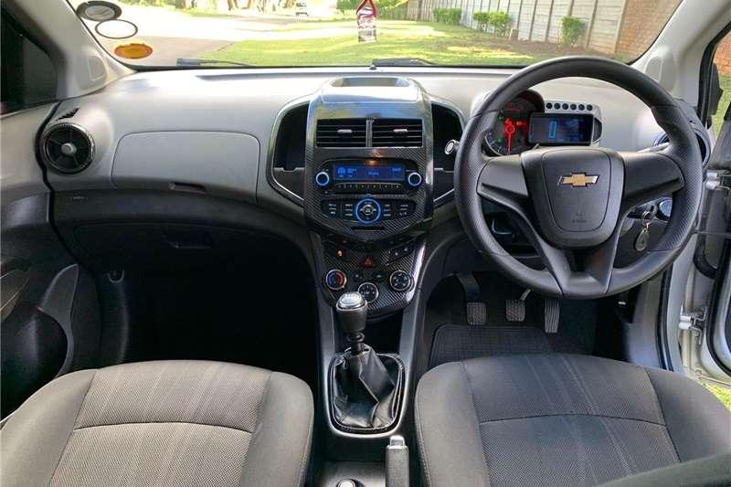Used 2012 Chevrolet Sonic