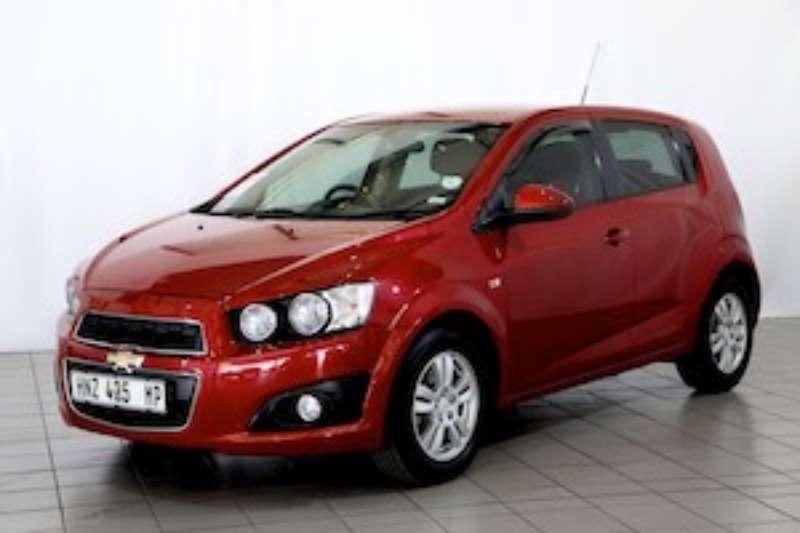 Chevrolet Sonic 1.6 LS 2012