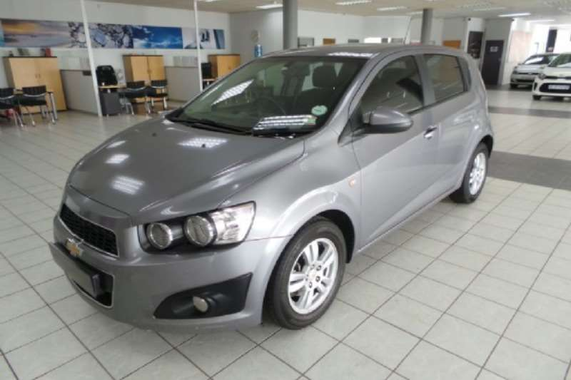 Chevrolet Sonic hatch 1.3D LS 2012