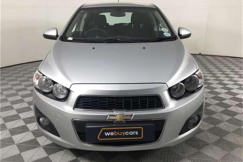 Chevrolet Sonic hatch 1.3D LS 2012