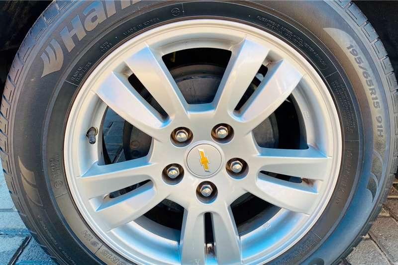 2012 Chevrolet Sonic Sonic hatch 1.3D LS