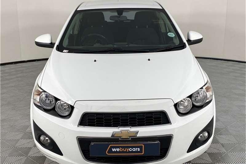 2013 Chevrolet Sonic Sonic hatch 1.3D LS