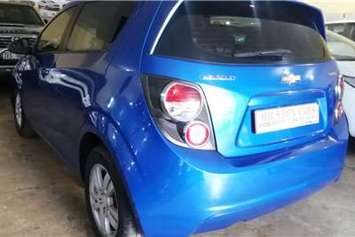 Used 2013 Chevrolet Sonic hatch 1.3D LS