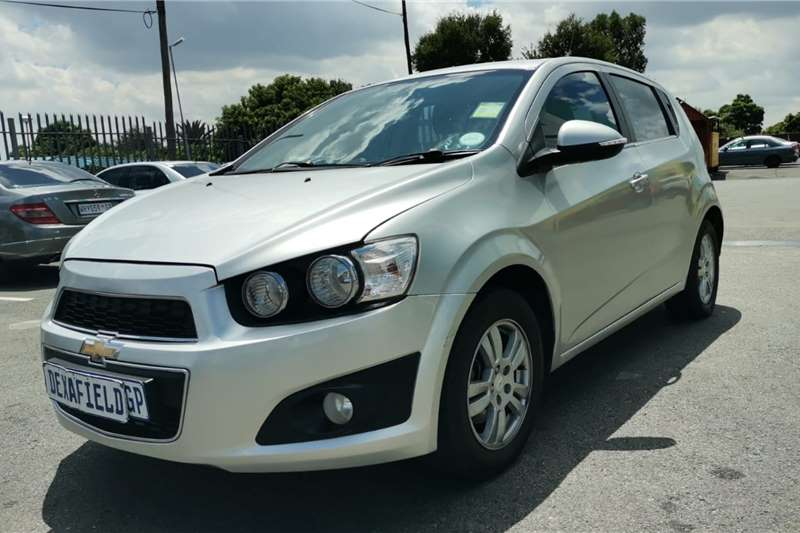Used 2016 Chevrolet Sonic hatch 1.3D LS