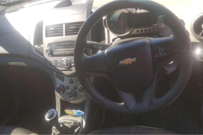 2014 Chevrolet Sonic Sonic hatch 1.4 LS