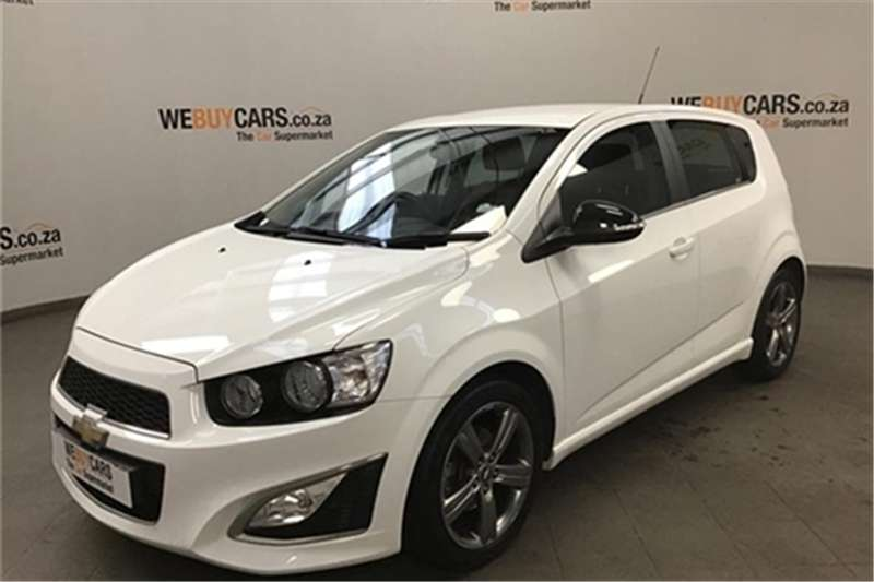 Chevrolet Sonic Sonic Hatch 1 4t Rs For Sale In Gauteng Auto Mart