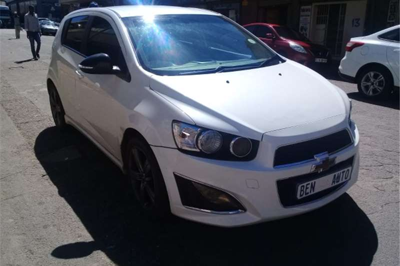 Chevrolet Sonic Hatch 1 4t Rs For Sale In Gauteng Auto Mart