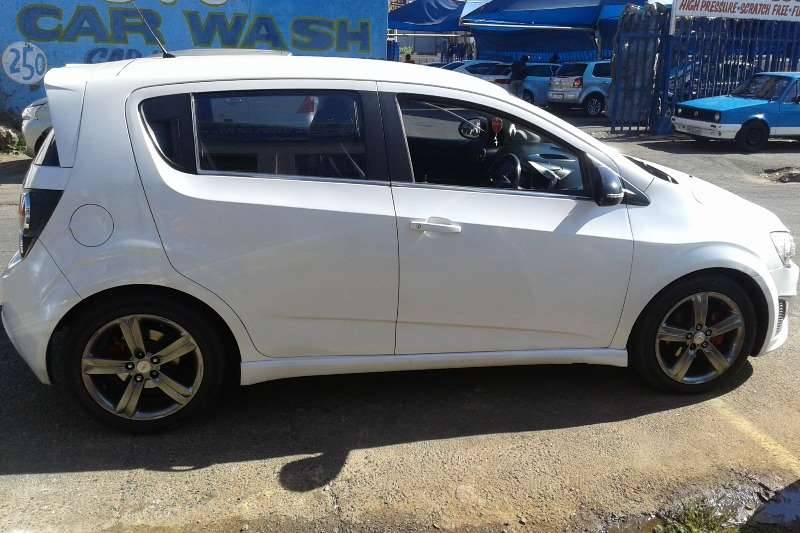 Used 2014 Chevrolet Sonic hatch 1.4T RS