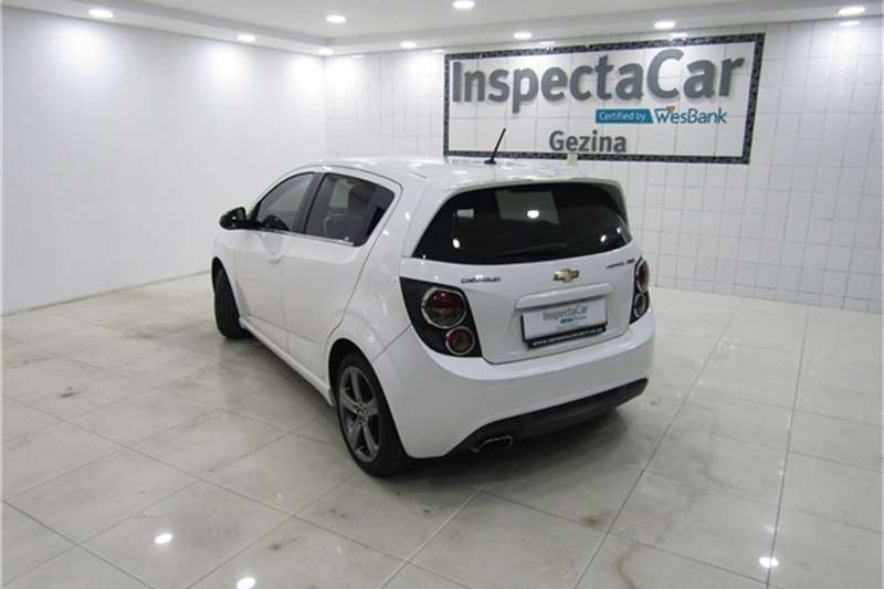 Chevrolet Sonic hatch 1.4T RS 2014