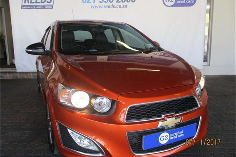 Chevrolet Sonic Sonic Hatch 1 4t Rs For Sale In Western Cape Auto Mart