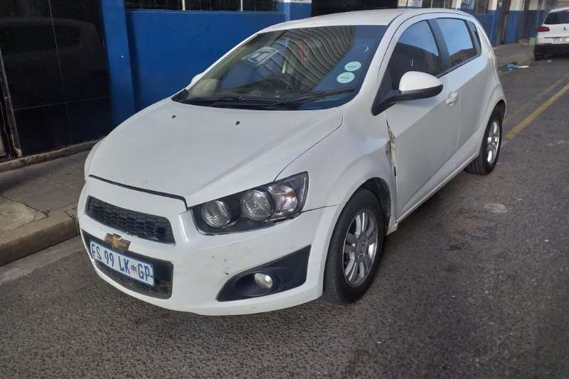 Used 2012 Chevrolet Sonic hatch 1.6 LS