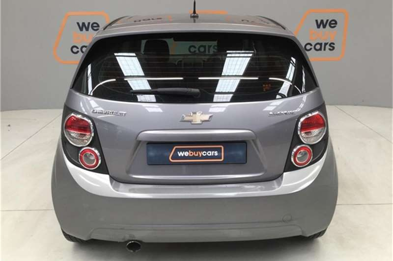 Chevrolet Sonic Cars For Sale In Western Cape Auto Mart