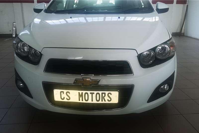 Used 2012 Chevrolet Sonic hatch 1.6 LS