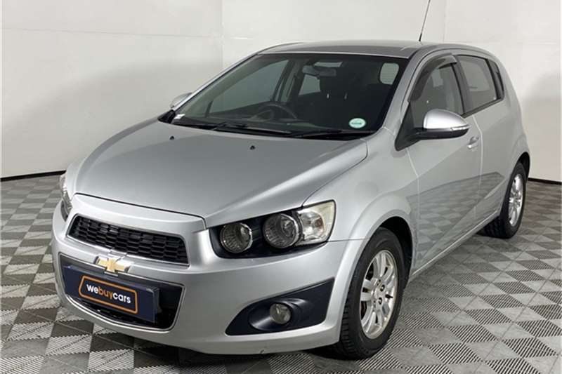 Used 2013 Chevrolet Sonic hatch 1.6 LS