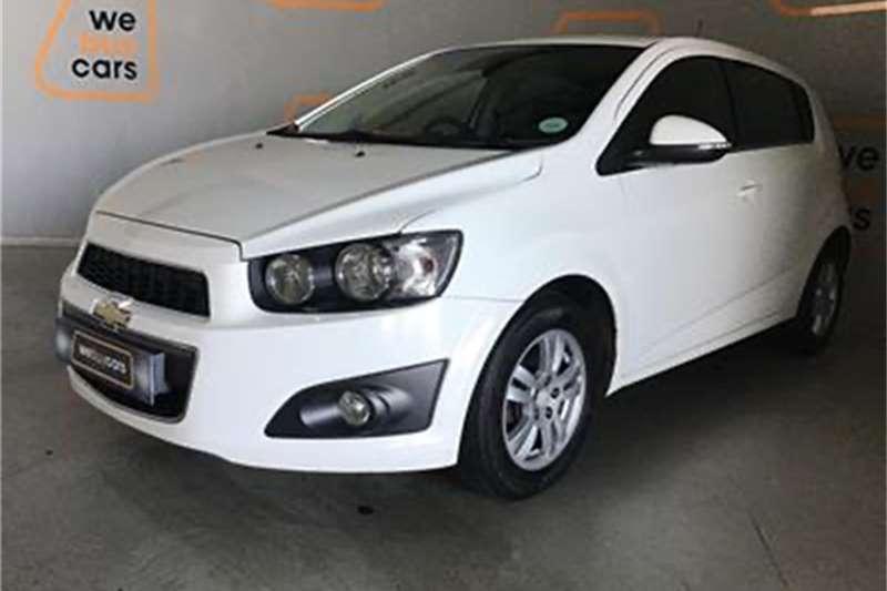 Chevrolet Sonic hatch 1.6 LS 2014