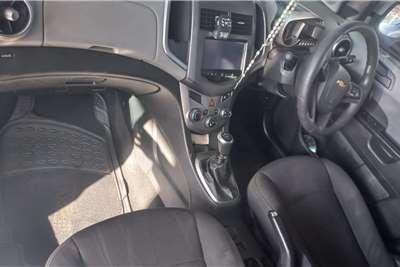 Used 2014 Chevrolet Sonic hatch 1.6 LS