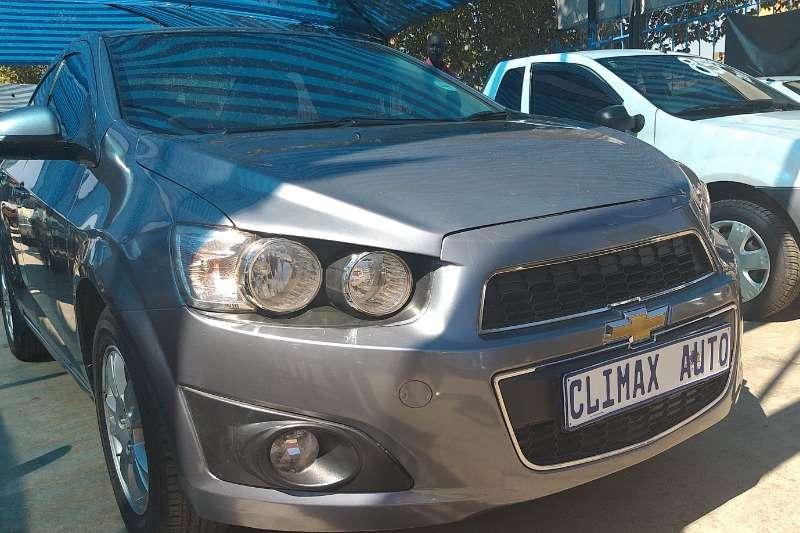 2015 Chevrolet Sonic sedan 1.6 LS