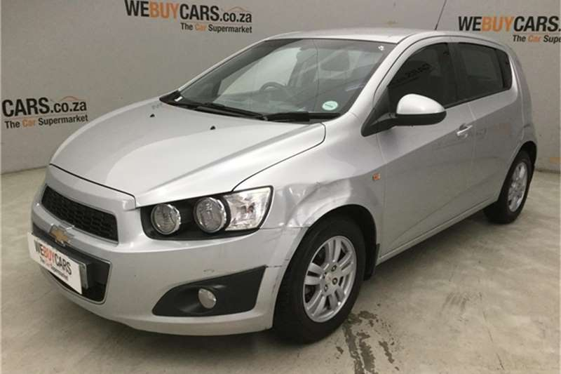2013 Chevrolet Sonic hatch 1.4 LS