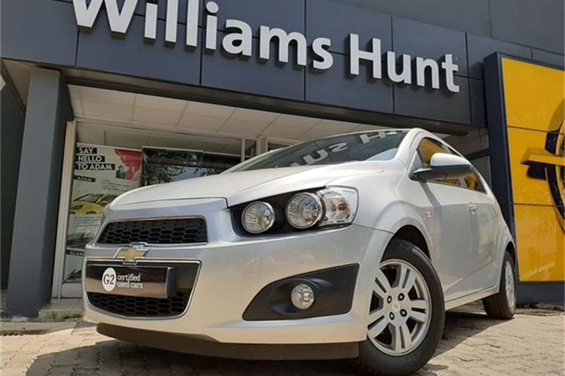 2012 Chevrolet Sonic hatch 1.4 LS
