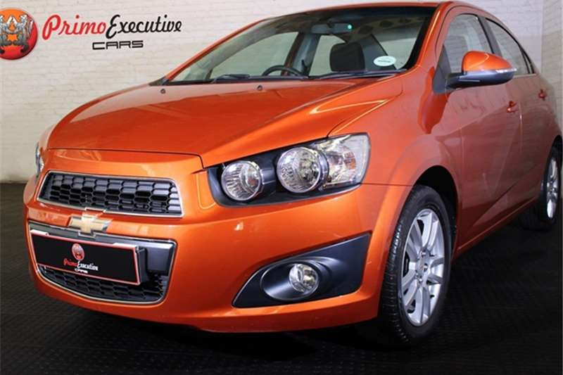 2015 Chevrolet Sonic sedan 1.4 LS