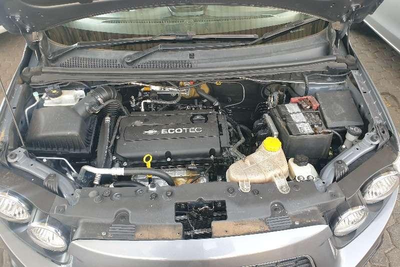Used 2013 Chevrolet Sonic sedan 1.4 LS
