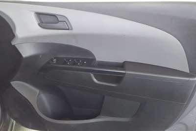 2013 Chevrolet Sonic Sonic sedan 1.4 LS