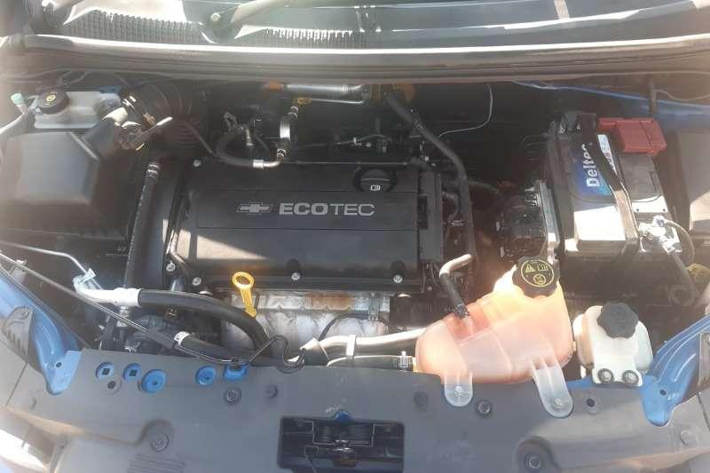 Used 2015 Chevrolet Sonic sedan 1.4 LS
