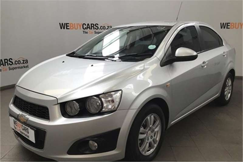 Chevrolet Sonic Sonic Sedan 1 6 Ls For Sale In Gauteng Auto Mart