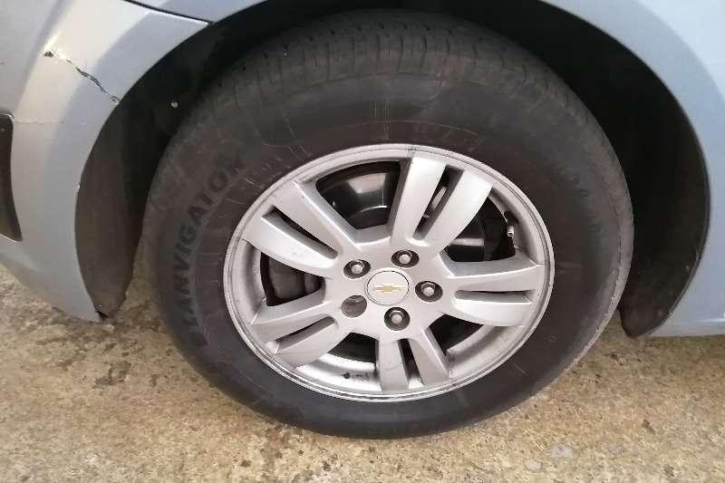 Used 2012 Chevrolet Sonic sedan 1.6 LS