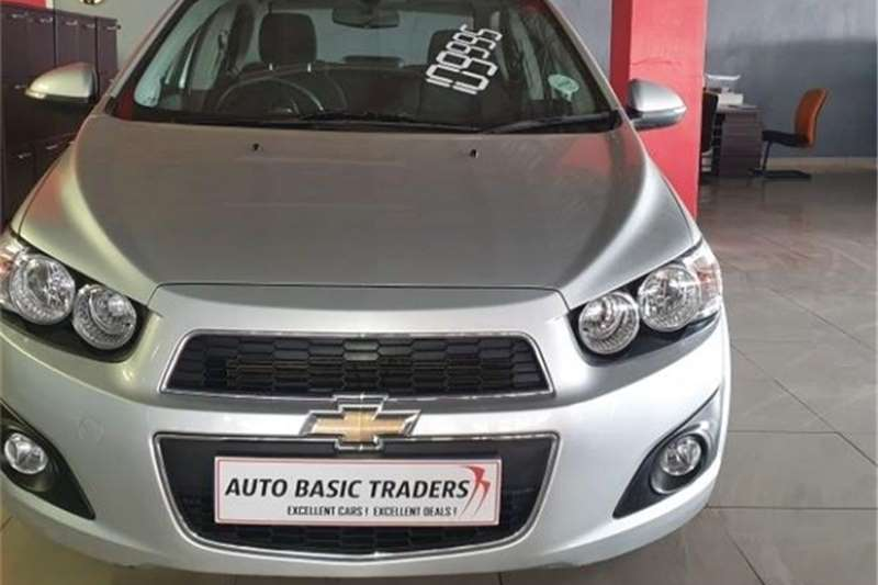 Chevrolet Sonic Cars For Sale In Gauteng Auto Mart