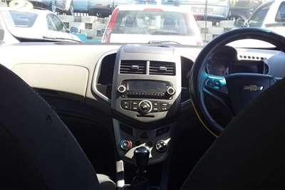 Used 2013 Chevrolet Sonic sedan 1.6 LS