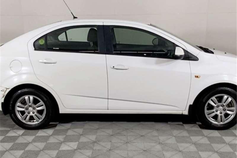 2013 Chevrolet Sonic Sonic sedan 1.6 LS
