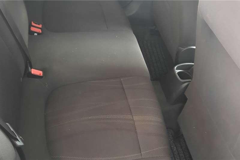 Used 2014 Chevrolet Sonic sedan 1.6 LS