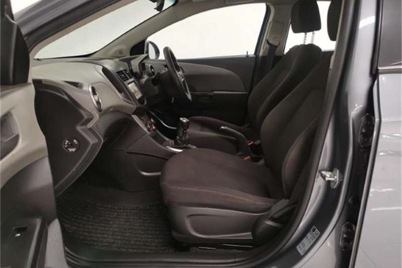 2014 Chevrolet Sonic Sonic sedan 1.6 LS
