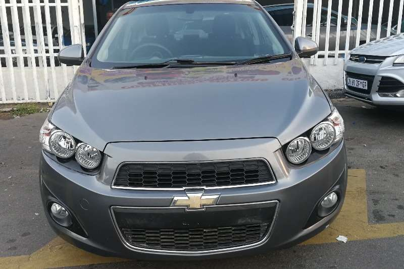 Used 2014 Chevrolet Sonic sedan 1.6 LS