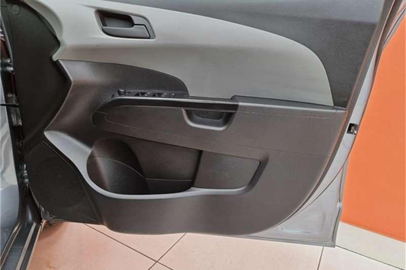 Used 2013 Chevrolet Sonic sedan 1.6 LS auto