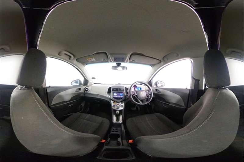 Used 2014 Chevrolet Sonic sedan 1.6 LS auto