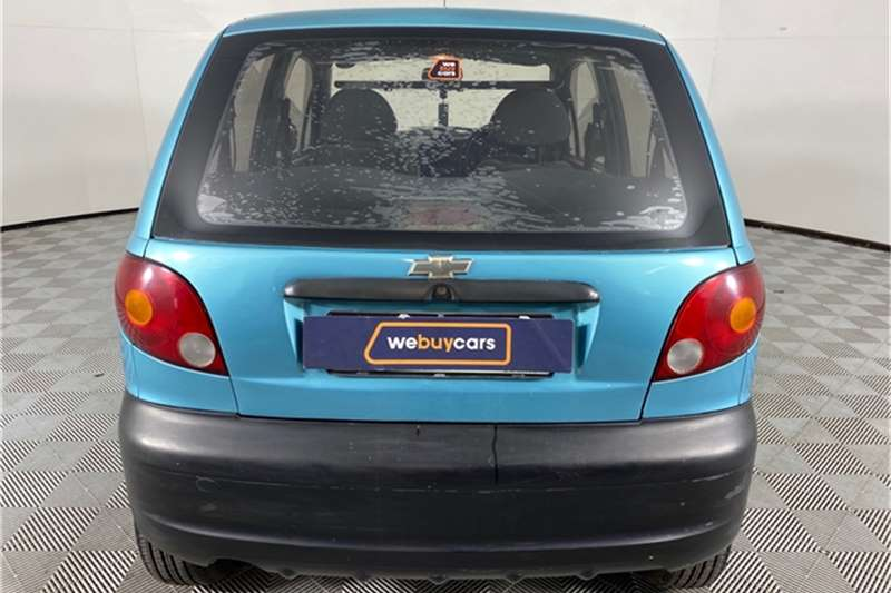 2004 Chevrolet Spark Spark 0.8 LS