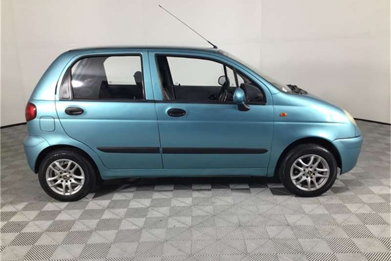 Used 2005 Chevrolet Spark 0.8 LS