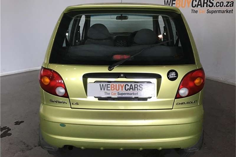 Chevrolet Spark 1.0 LS 2005